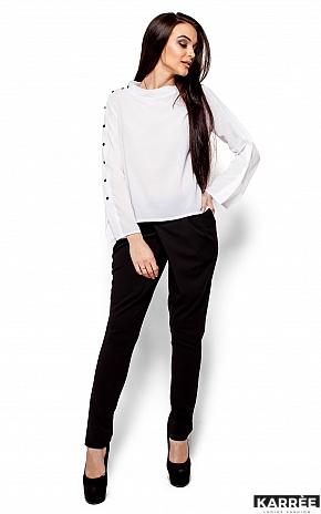 Блуза Вермут, Белый - фото 1