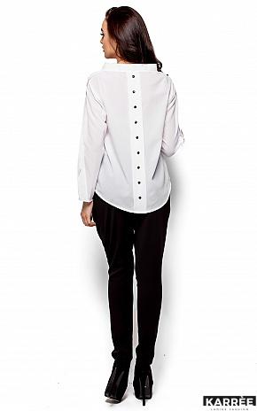 Блуза Вермут, Белый - фото 3
