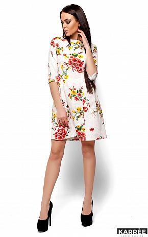 Платье Сивил, Белый - фото 1