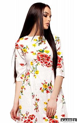 Платье Сивил, Белый
