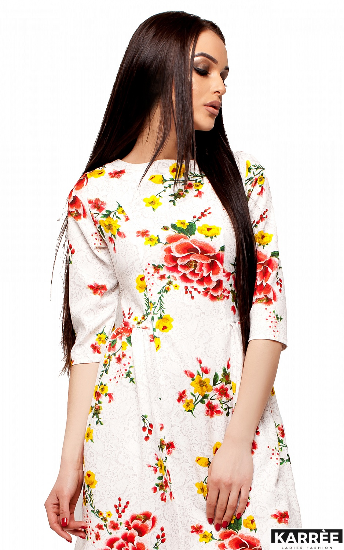 Платье Сивил, Белый - фото 2