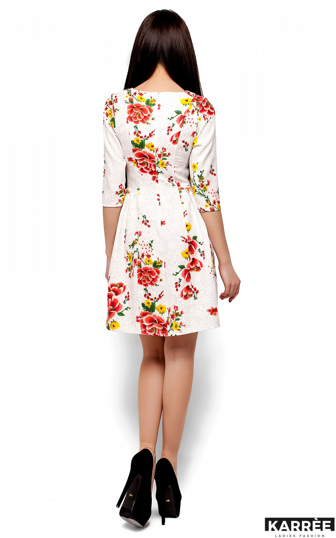 Платье Сивил, Белый - фото 3