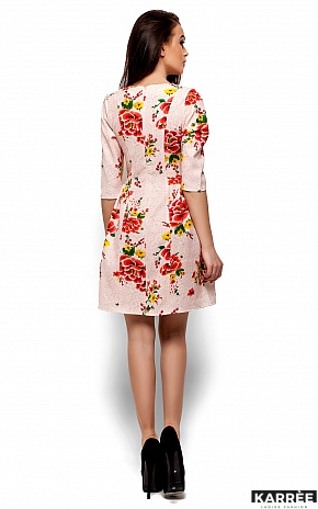 Платье Сивил, Розовый - фото 3