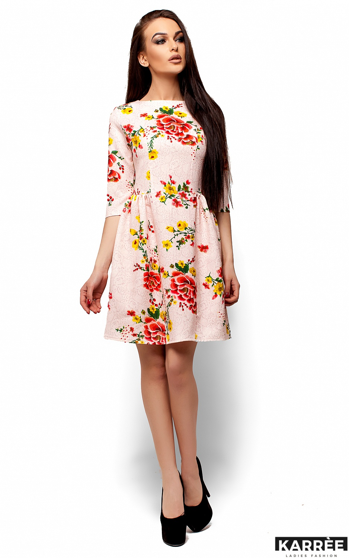 Платье Сивил, Розовый - фото 1