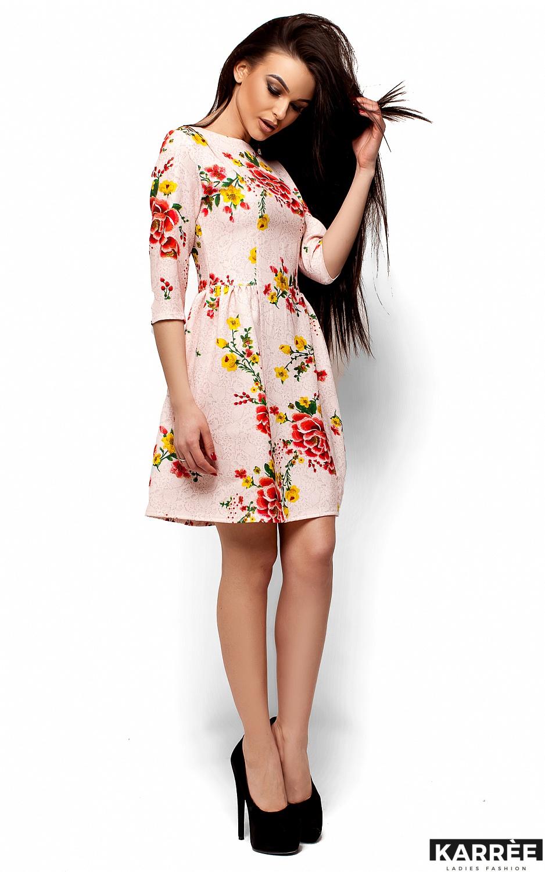 Платье Сивил, Розовый - фото 4