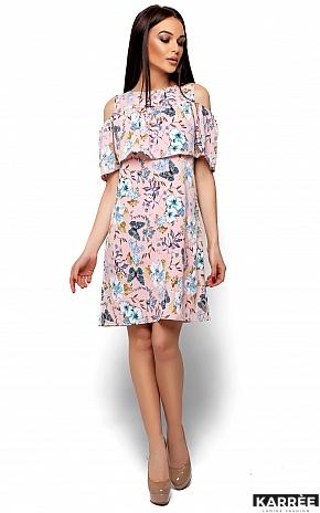 Платье Кения, Розовый - фото 1