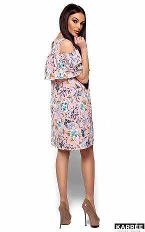 Платье Кения, Розовый - фото 3