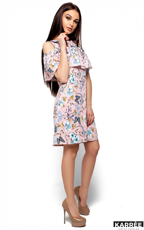 Платье Кения, Розовый - фото 4