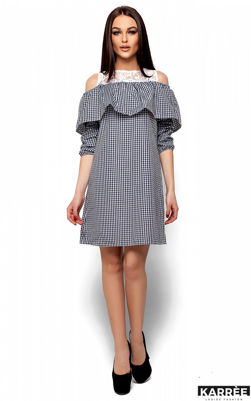 Платье Стенли, Черный - фото 1