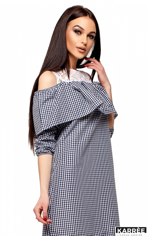 Платье Стенли, Черный - фото 2