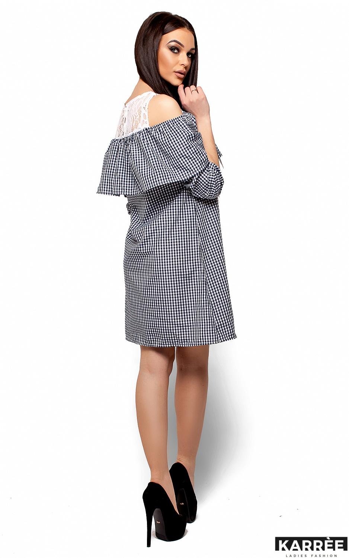 Платье Стенли, Черный - фото 3