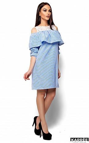 Платье Стенли, Голубой - фото 4
