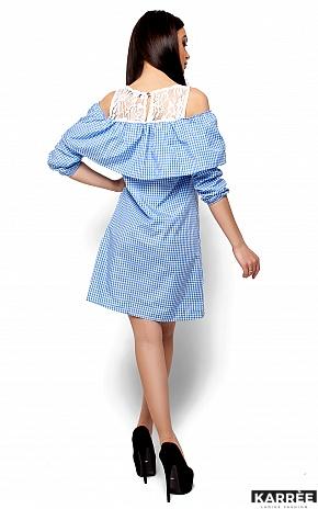 Платье Стенли, Голубой - фото 3