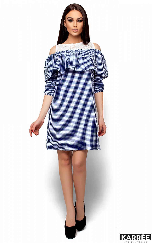 Платье Стенли, Синий - фото 4