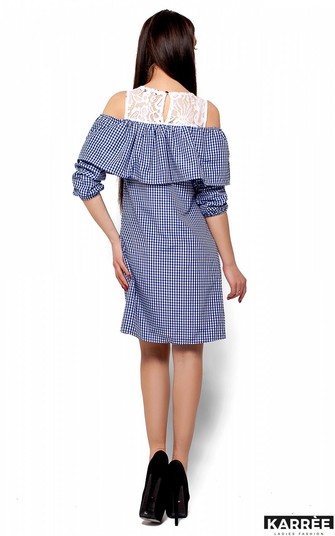 Платье Стенли, Синий - фото 3