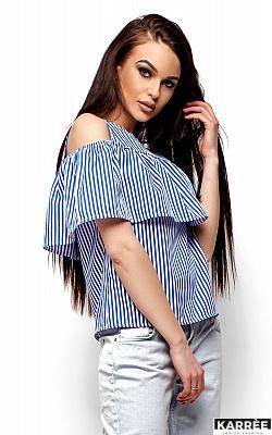 Блуза Каир, Синий