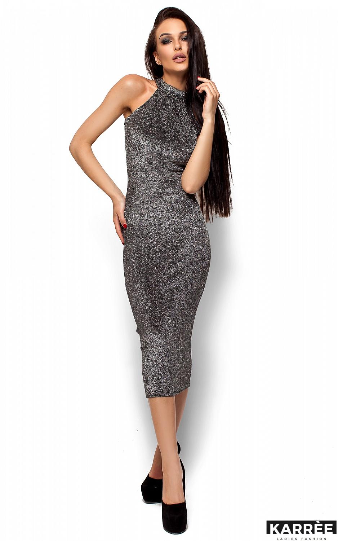 Платье Стоун, Черный - фото 1