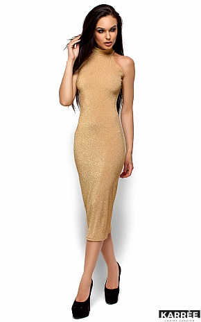 Платье Стоун, Золото - фото 4