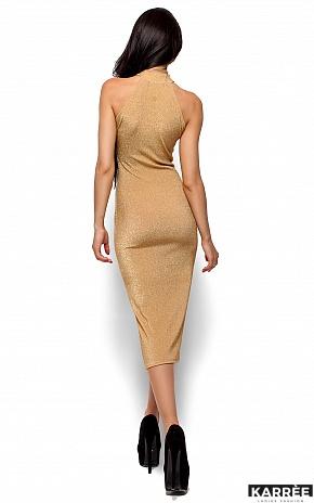 Платье Стоун, Золото - фото 3
