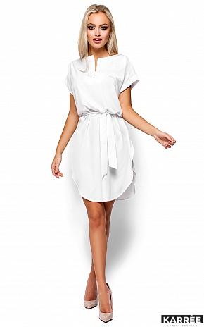 Платье Тринити, Белый - фото 1