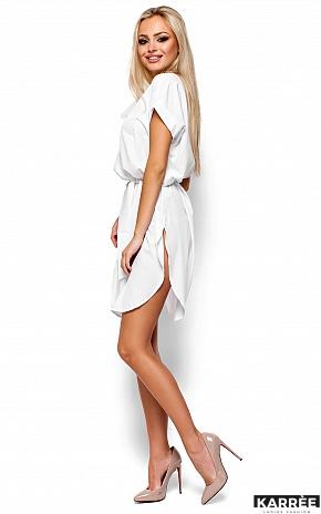 Платье Тринити, Белый - фото 5