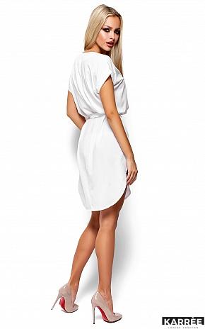 Платье Тринити, Белый - фото 4