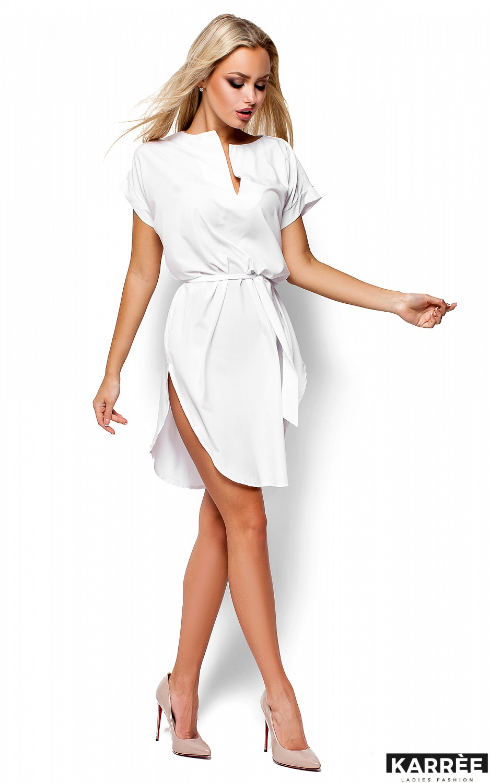 Платье Тринити, Белый - фото 3