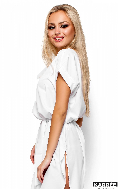 Платье Тринити, Белый - фото 2