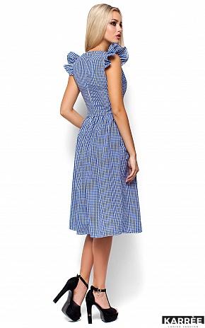Платье Регина, Синий - фото 3