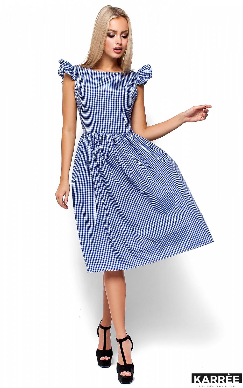 Платье Регина, Синий - фото 1