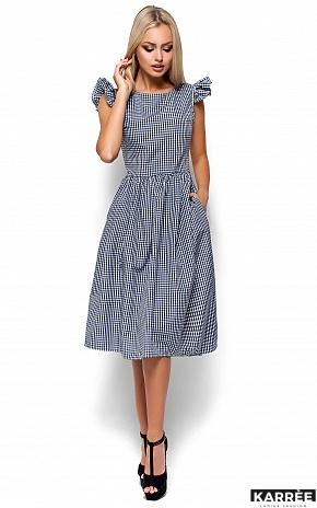 Платье Регина, Черный - фото 1