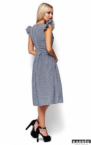 Платье Регина, Черный - фото 3