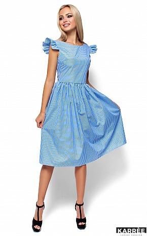 Платье Регина, Голубой - фото 1