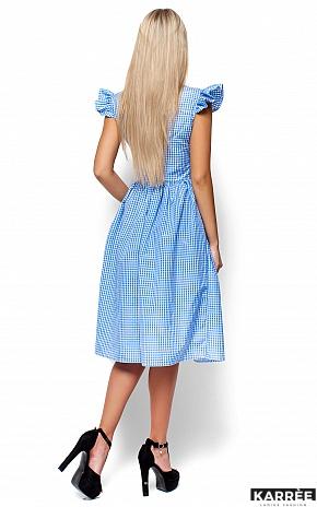Платье Регина, Голубой - фото 3