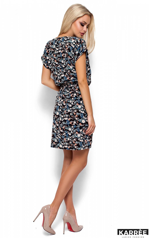 Платье Лайла, Черный - фото 3