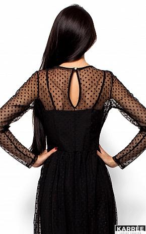 Платье Маниша, Черный - фото 2