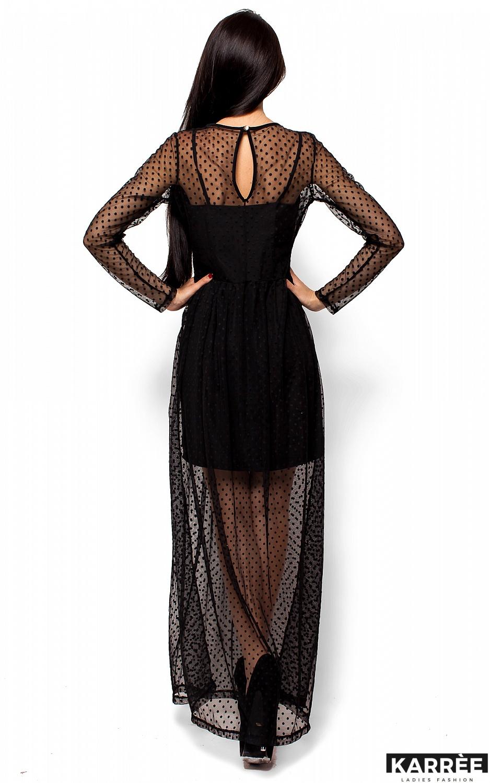Платье Маниша, Черный - фото 4