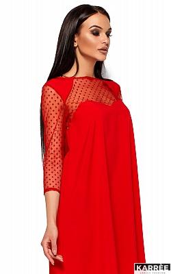 Платье Рина, Красный