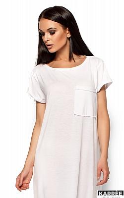 Платье Гвинет, Белый