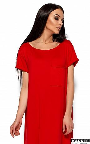 Платье Гвинет, Красный - фото 2