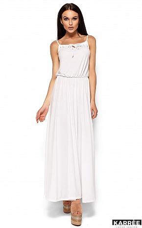 Платье Версаль, Белый - фото 3