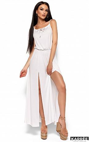 Платье Версаль, Белый - фото 4