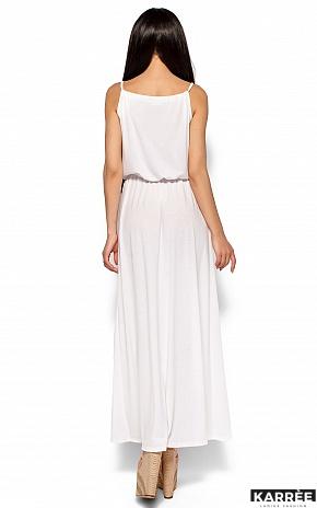 Платье Версаль, Белый - фото 5