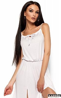 Платье Версаль, Белый