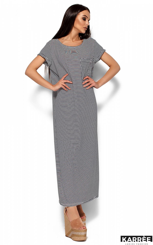 Платье Нила, Комбинированный - фото 1