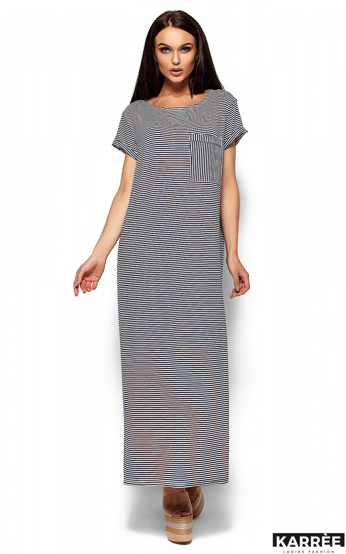 Платье Нила, Комбинированный - фото 4