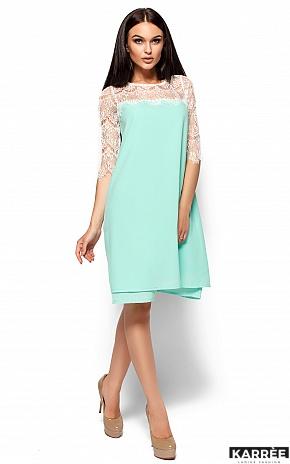Платье Натти, Ментол - фото 1