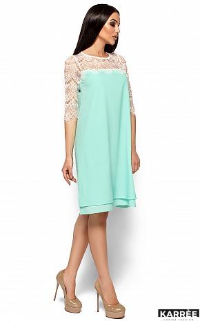 Платье Натти, Ментол - фото 4