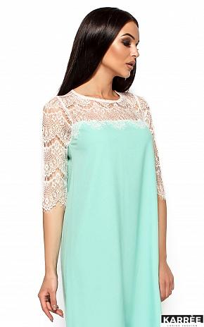 Платье Натти, Ментол - фото 2