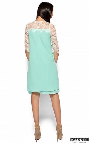 Платье Натти, Ментол - фото 3